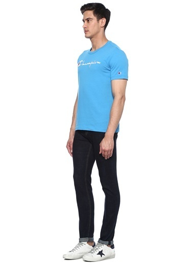 Champion Tişört Mavi